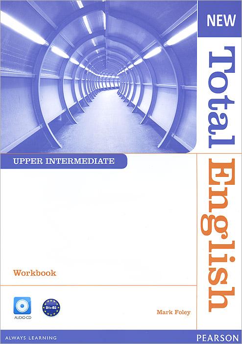 New Total English: Upper Intermediate: Workbook (+ CD)