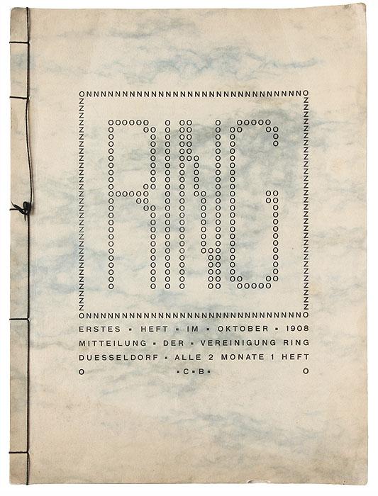Ring, Журнал. Октябрь, 1908 год