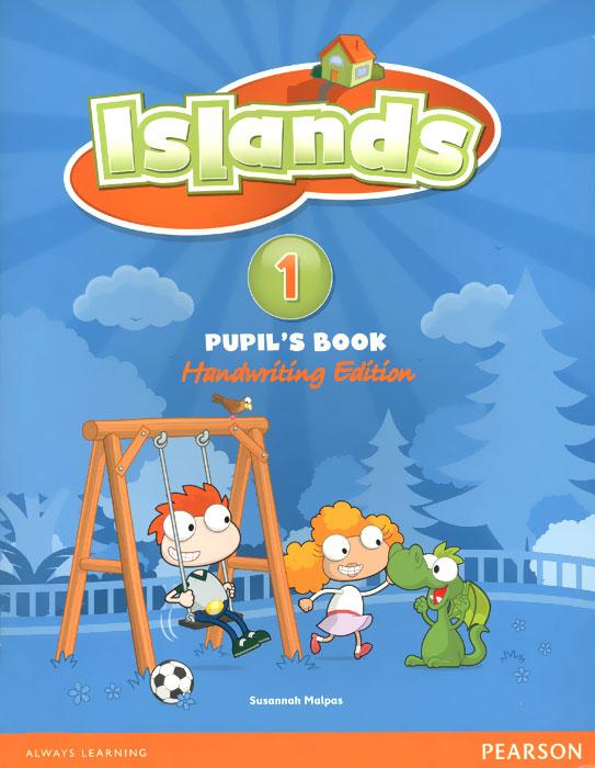 Islands: Level 1: Pupil's Book