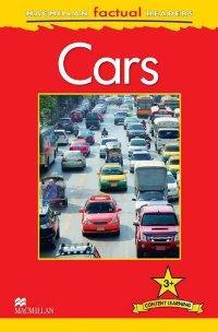 Macmillan Factual Readers: Level 3+: Cars