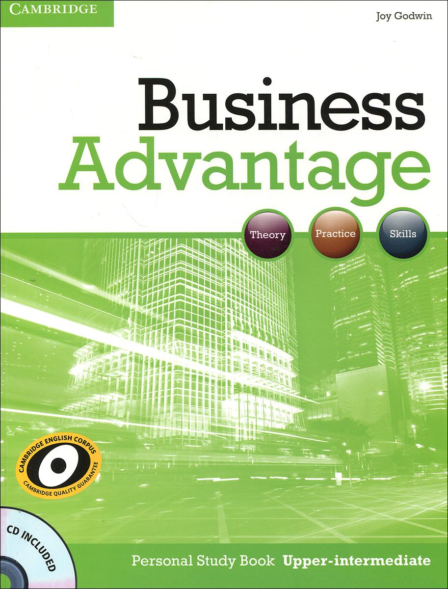 Business Advantage Upper-intermediate: Personal Study Book (+ CD-ROM)
