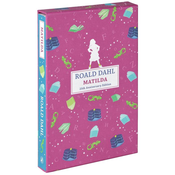 Roald Dahl Matilda stupid casual stupid casual настольная игра капитан очевидность 2