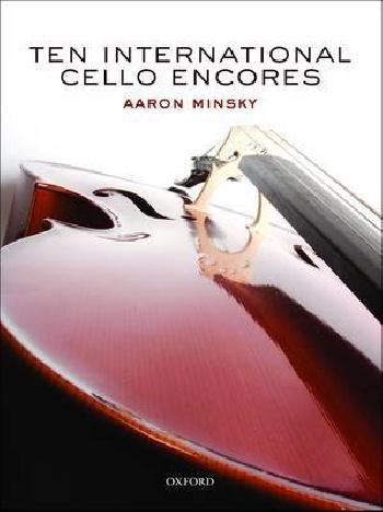 Ten International Cello Encores