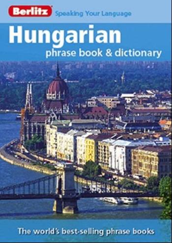 Hungarian berlitz phrase book