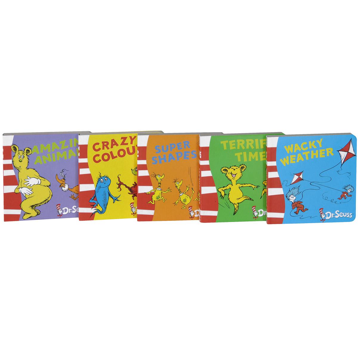 Dr. Seuss's Pocket Box of Fun! (комплект из 5 миниатюрных изданий)