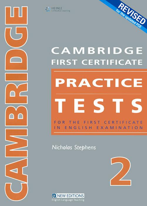Cambridge First Certificate Practice Tests 2: Teacher's Book