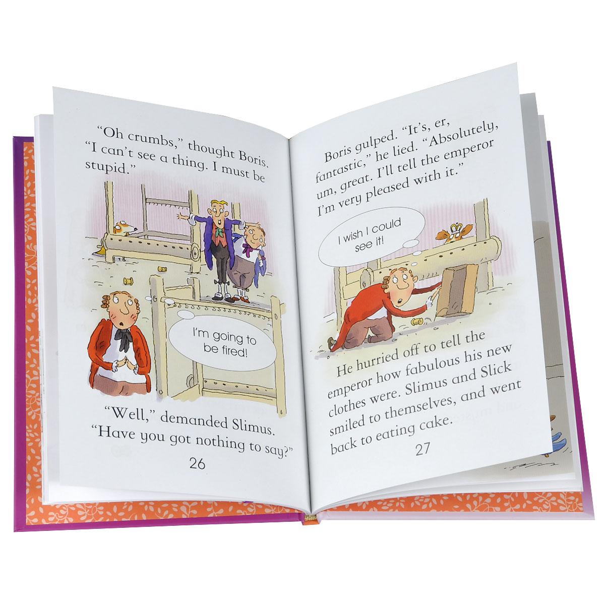 Usborne Fairy Tales (комплект из 5 книг)
