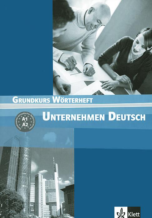 Unternehmen Deutsch Neu: Worterheft