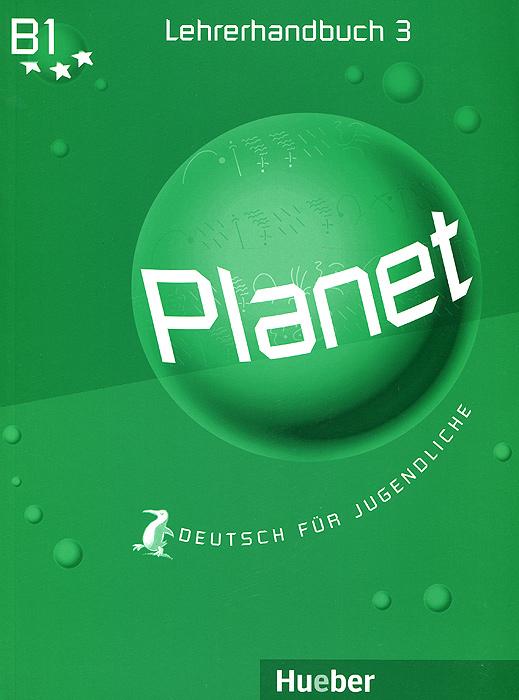 Planet 3, Lehrerhandbuch