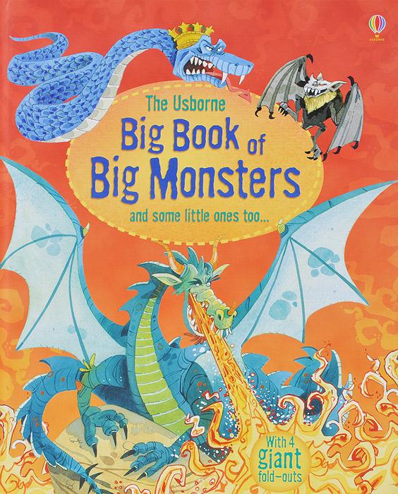 Louie Stowell The Usborne Big Book of Big Monsters ezra jack keats louie