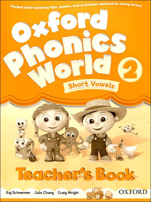 Oxford Phonics World 2: Teacher's Book