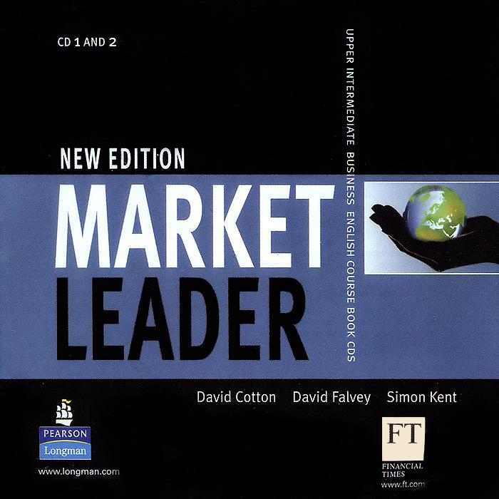 Market Leader New Edition: Upper-Intermediate: Class CDs (аудиокурс на 2 CD)