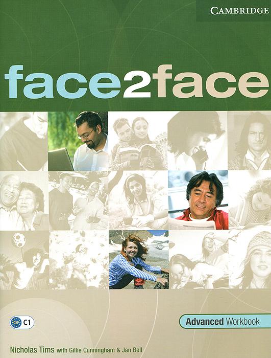 Face2face: Advanced Workbook