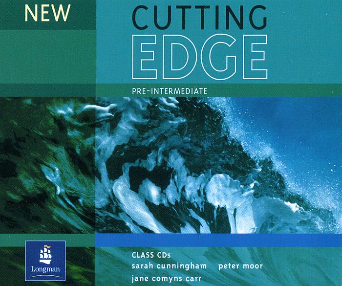Cutting Edge: Pre-Intermediate (аудиокурс на 3 CD)