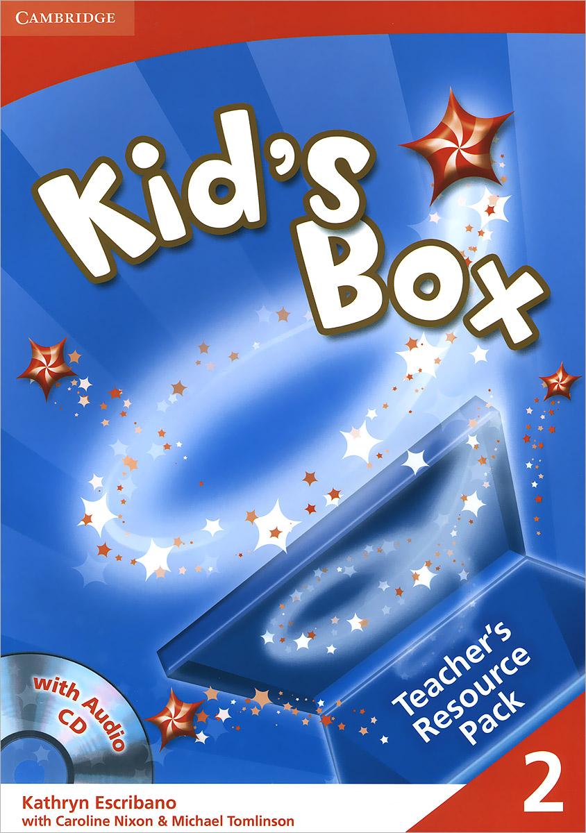 Kid's Box: Level 2: Teacher's Resource Pack (+ CD-ROM)