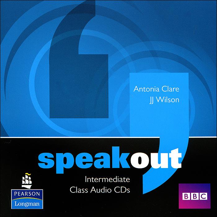 Speakout: Intermediate (аудиокурс на 2 CD)