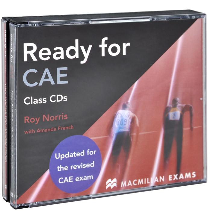 Ready for CAE (аудиокурс на 3 CD)