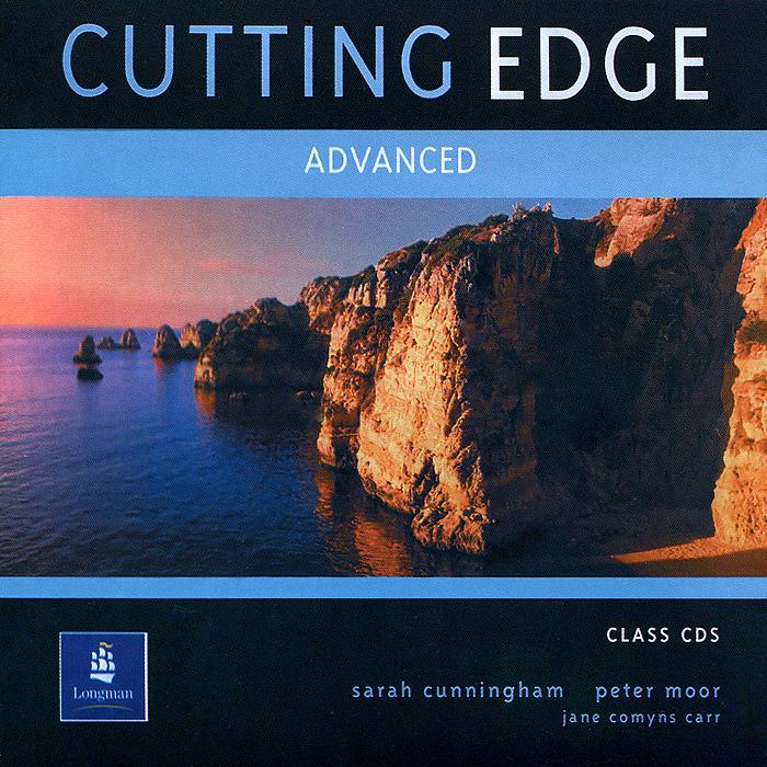 Sarah Cunningham, Peter Moor, Jane Comyns Carr Cutting Edge: Advanced: Class CD (аудиокурс на 2 CD) others cunningham sarah moor peter cutting edge 3rd ed advanced trb cd