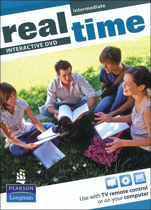 Real Life: Intermediate: Interactive DVD