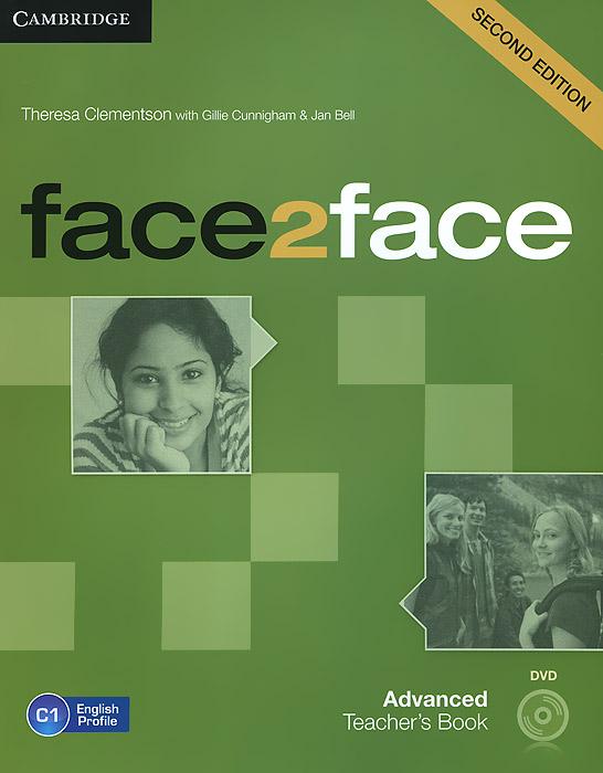Face2Face: Advanced Teacher's Book (+ DVD-ROM)