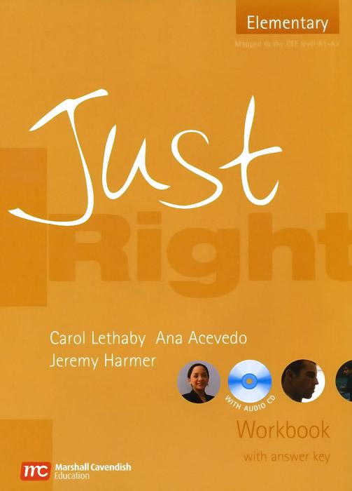 Just Right (+ CD-ROM)