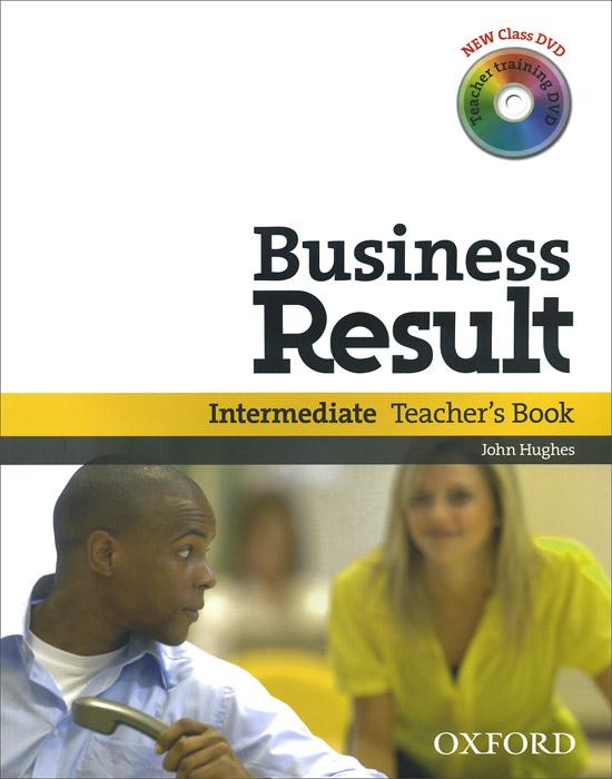 Business Result: Intermediate: Teacher's Book (+ 2 DVD-ROM)