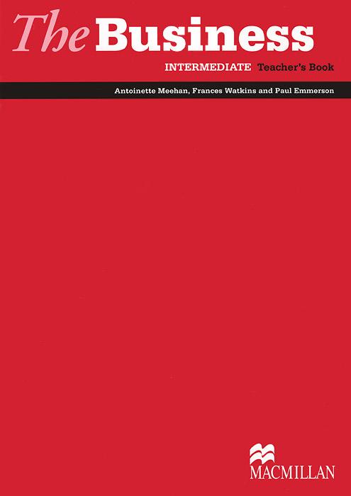 The Business: Intermediate Teacher's Book
