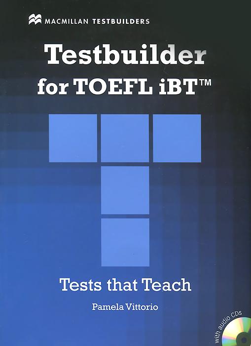 TOEFL iBT Testbuilder Student's Book (+ 2 CD-ROM)