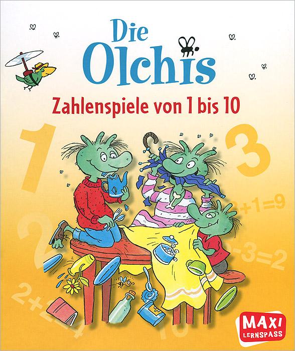 Die Olchis: Zahlenspiele von 1 bis 10