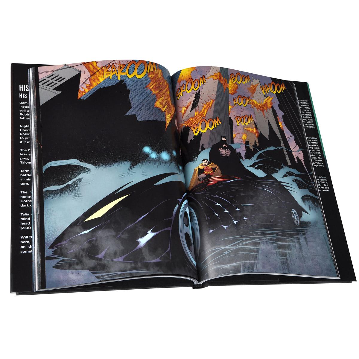 Batman and Robin, Volume 2: Pearl
