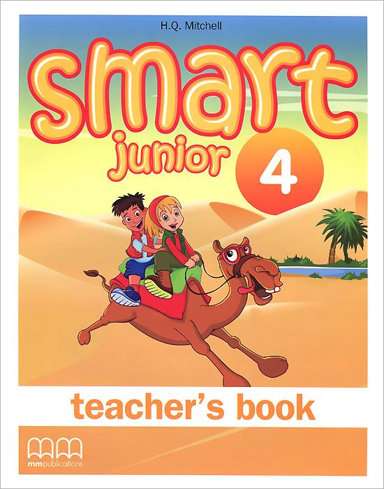 Smart Junior 4: Teacher's Book