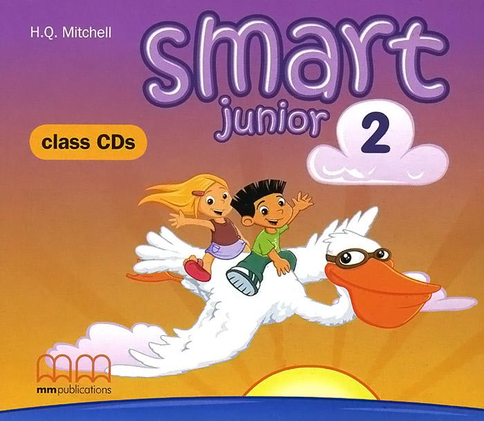 Smart Junior 2 (аудиокурс на 2 CD)