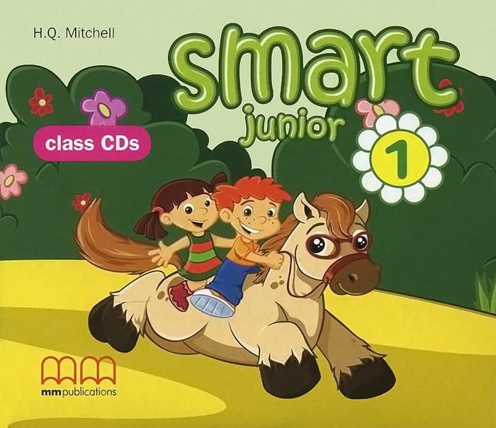 Smart Junior 1 (аудиокурс на 2 CD)