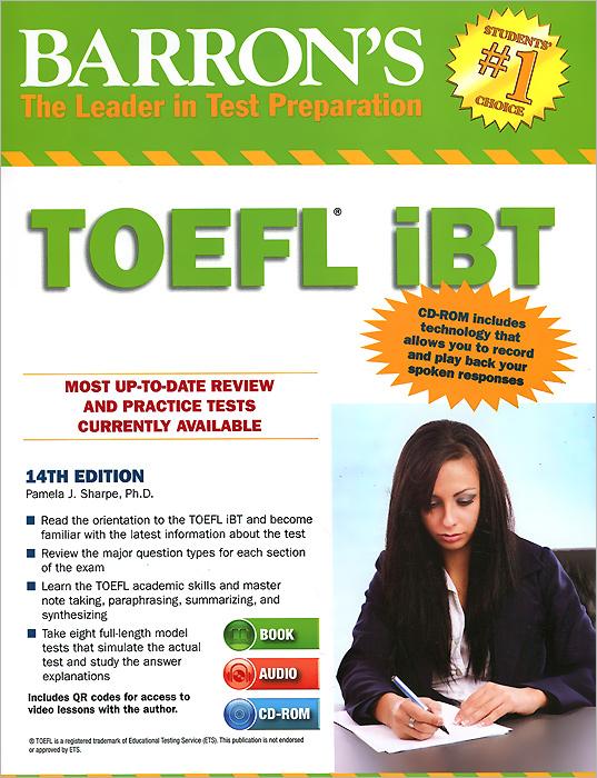 TOEFL iBT (+ 2 CD-ROM)