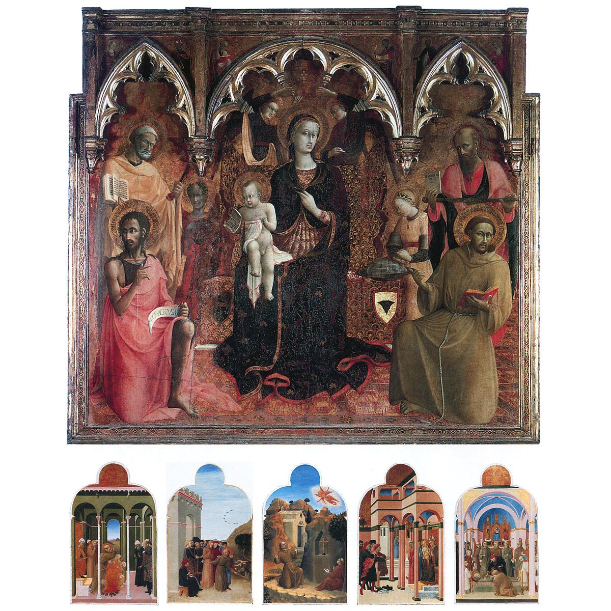 Итальянская живопись XIV–XV веков