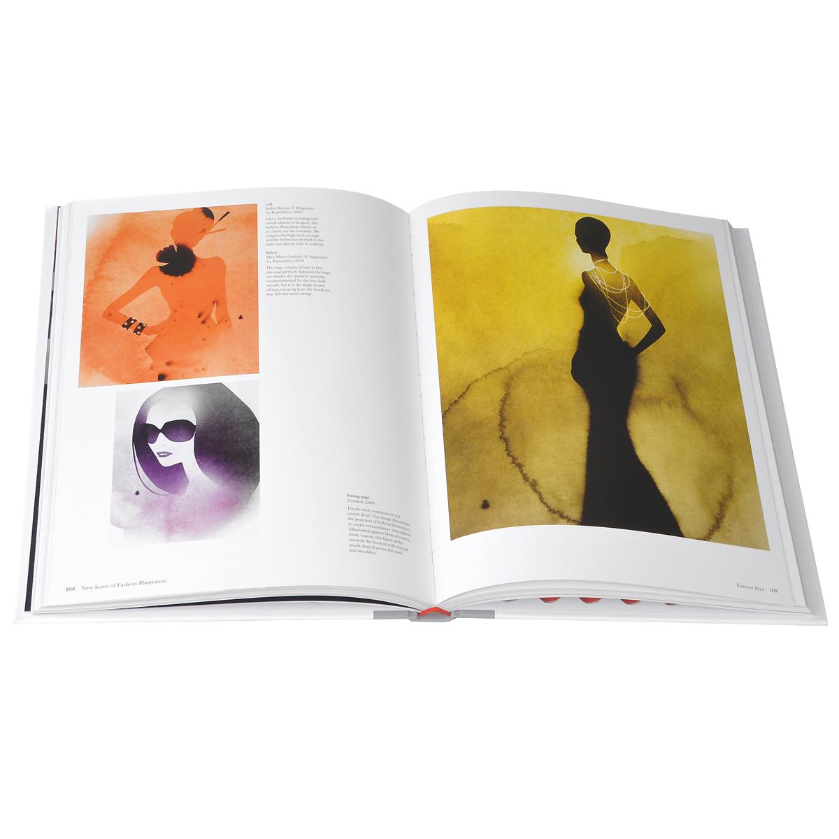 New Icons of Fashion Illustration