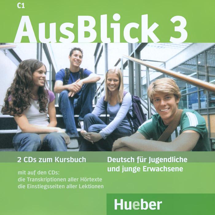 AusBlick 3 (аудиокурс на 2 CD)