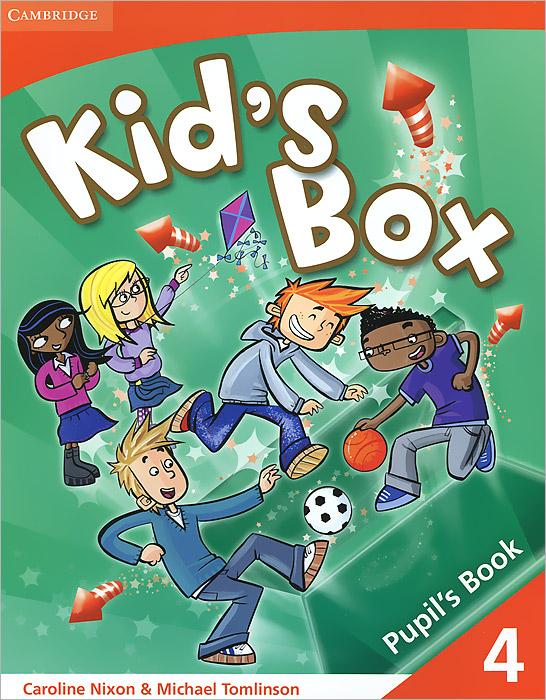 Kid's Box 4: Pupil's Book