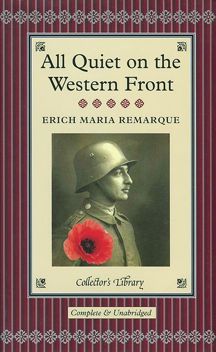 All Quiet on the Western Front (подарочное издание)