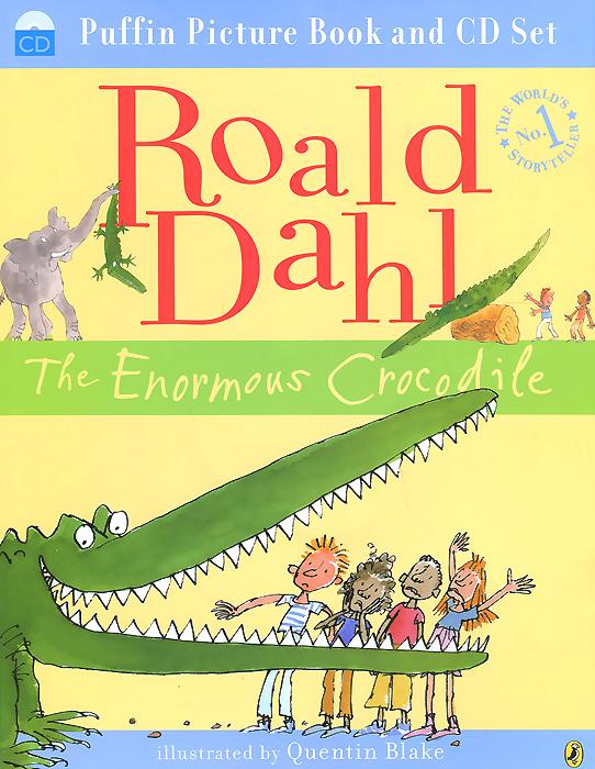 The Enormous Crocodile (+CD-ROM)