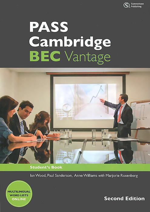 PASS Cambridge: BEC Vantage: Student's Book