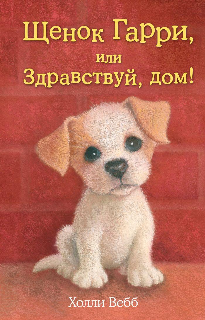 Щенок Гарри, или Здравствуй, дом!12296407В жизни щенка Гарри случилось необъяснимое: обожаемая хозяйка уехала, а его оставила в странном месте, где, кроме самого Гарри, было полно других собак. Конечно, он не мог понять, что его бывшим хозяевам пришлось переехать в Америку, а лететь туда с щенком оказалось невозможно. Гарри затосковал, перестал обращать внимание на всё вокруг, даже не выходил на прогулку. Работники приюта для животных не знали, чем ему помочь, пока не появилась Грейс. Девочка помогала волонтерам ухаживать за животными и сумела развеселить Гарри. А вскоре щенок и Грейс стали лучшими друзьями. Только вот почему она не возьмет его к себе? Разве теперь Гарри не ее собака?