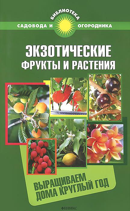 Экзотические фрукты и растения. Выращиваем дома круглый год