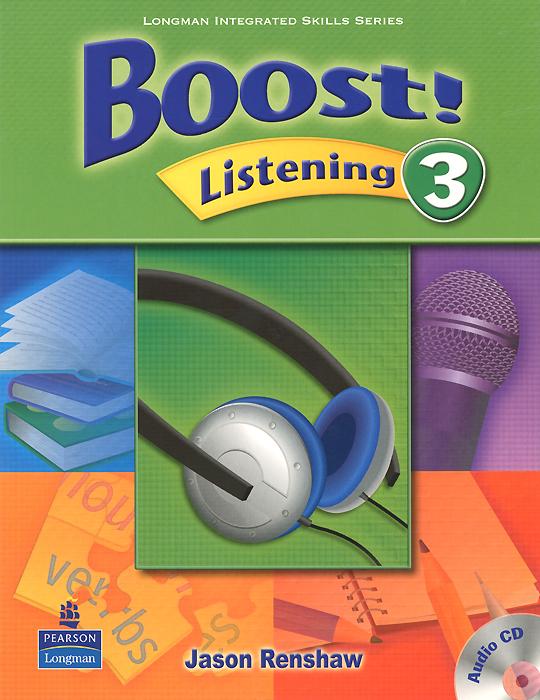 Boost! 3: Listening (+ CD)