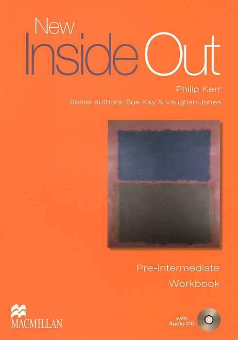 New Inside Out: Pre-intermediate: Workbook (+ CD-ROM)