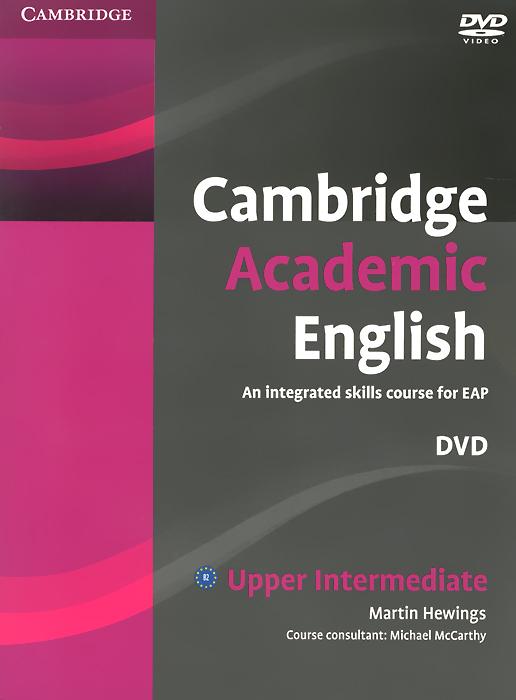 Cambridge Academic English: B2 Upper Intermediate (аудиокурс DVD)