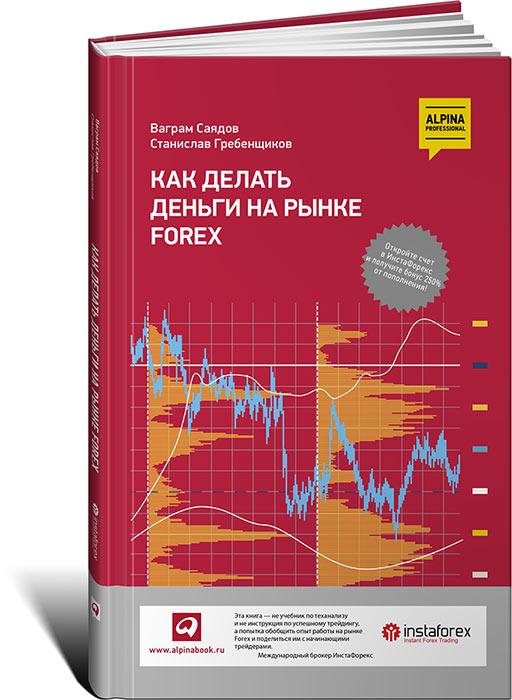 С. И. Гребенщиков, В. И. Саядов Как делать деньги на рынке Forex forex b016 6791 c
