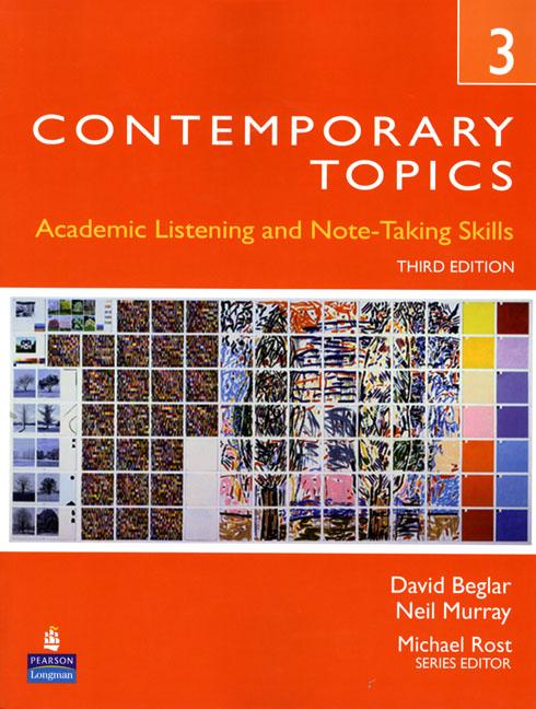 Contemporary Topics 3Ed 3 SB+DVD