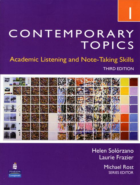 Contemporary Topics 3Ed 1 SB