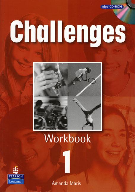 Challenges 1: Workbook (+ CD-ROM)